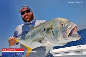 Capt. John - Island Lure Fishing Adventures Tampa/St. Pete Florida