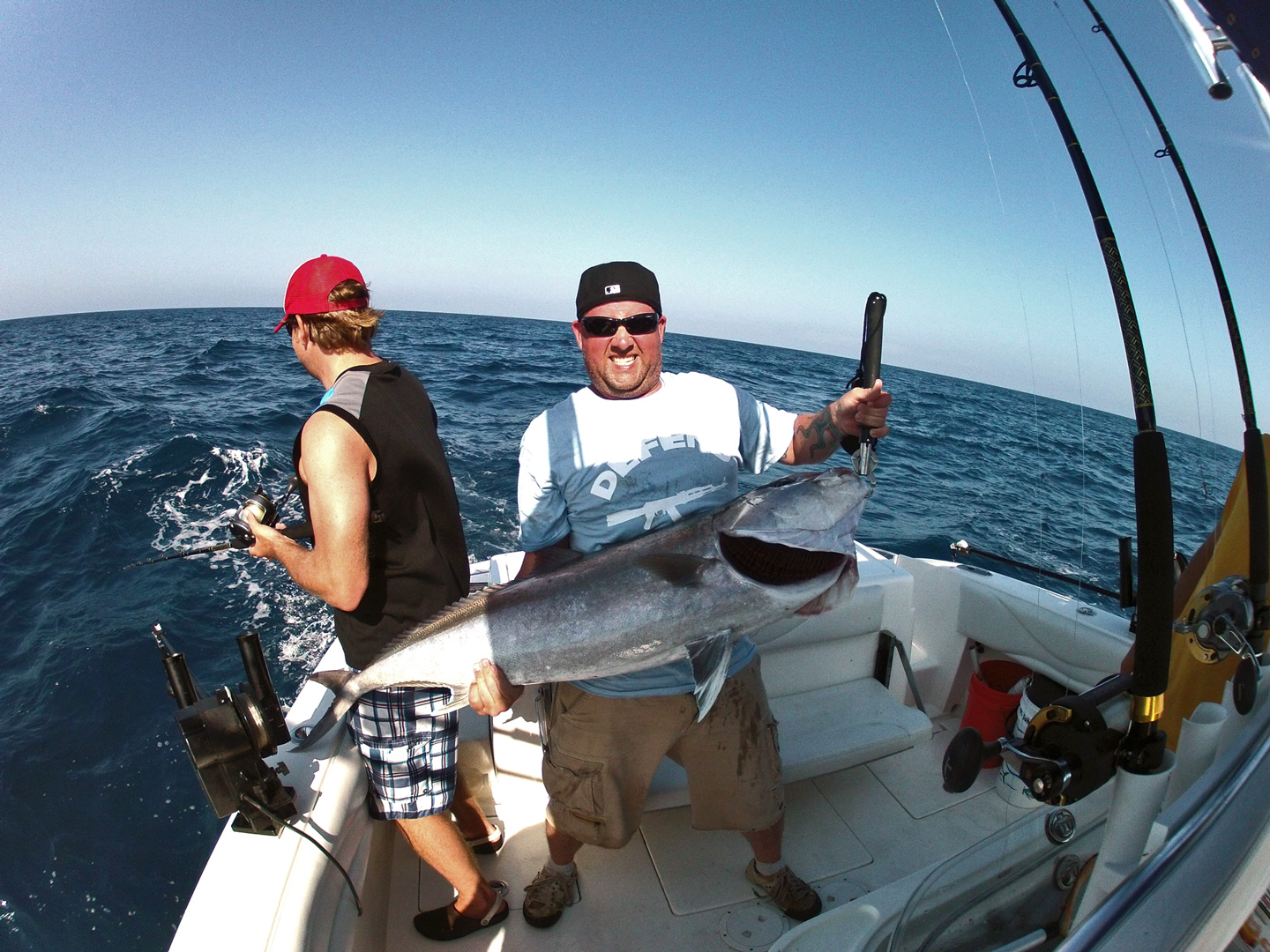 St petersburg tampa bay fishing charters autos post for Fishing st petersburg fl