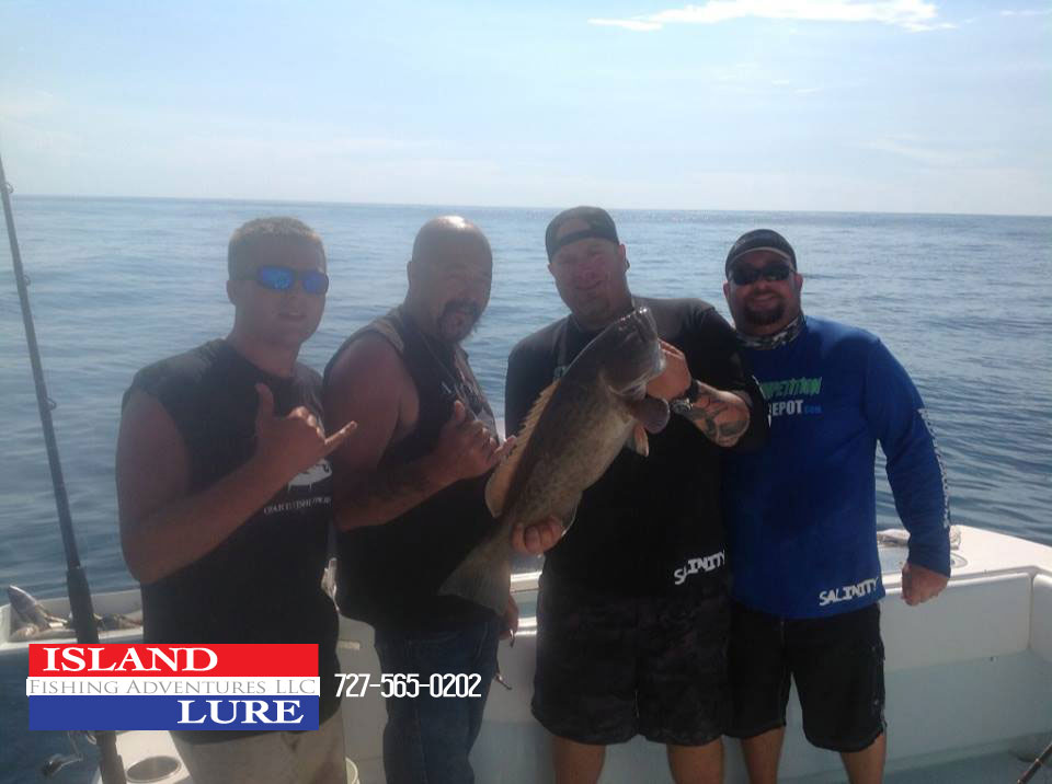Marciano and Son Joe from Wicked Tuna - Hard Merchandise