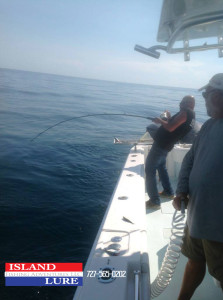 Capt. Dave Marciano from Wicked Tuna's - Hard Merchandise - Grouper On!