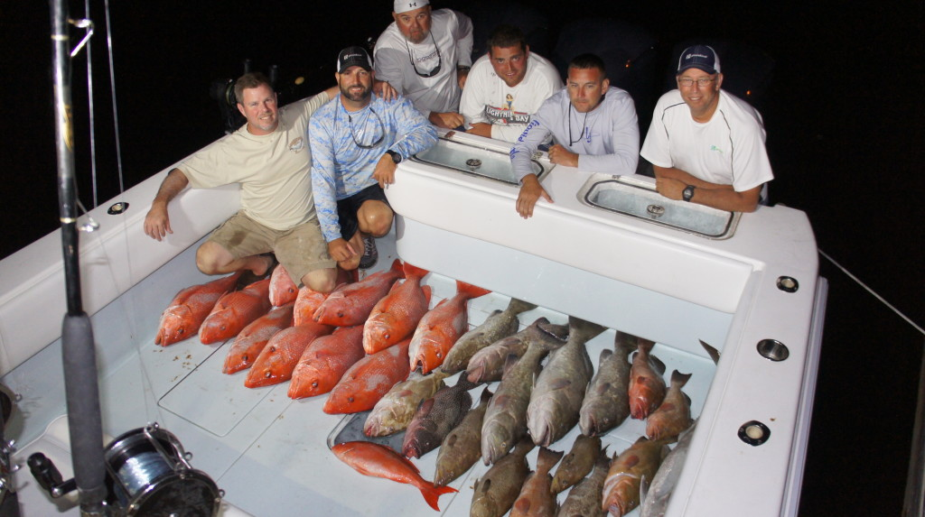 American Red Snapper Charter - St Petersburg, FL