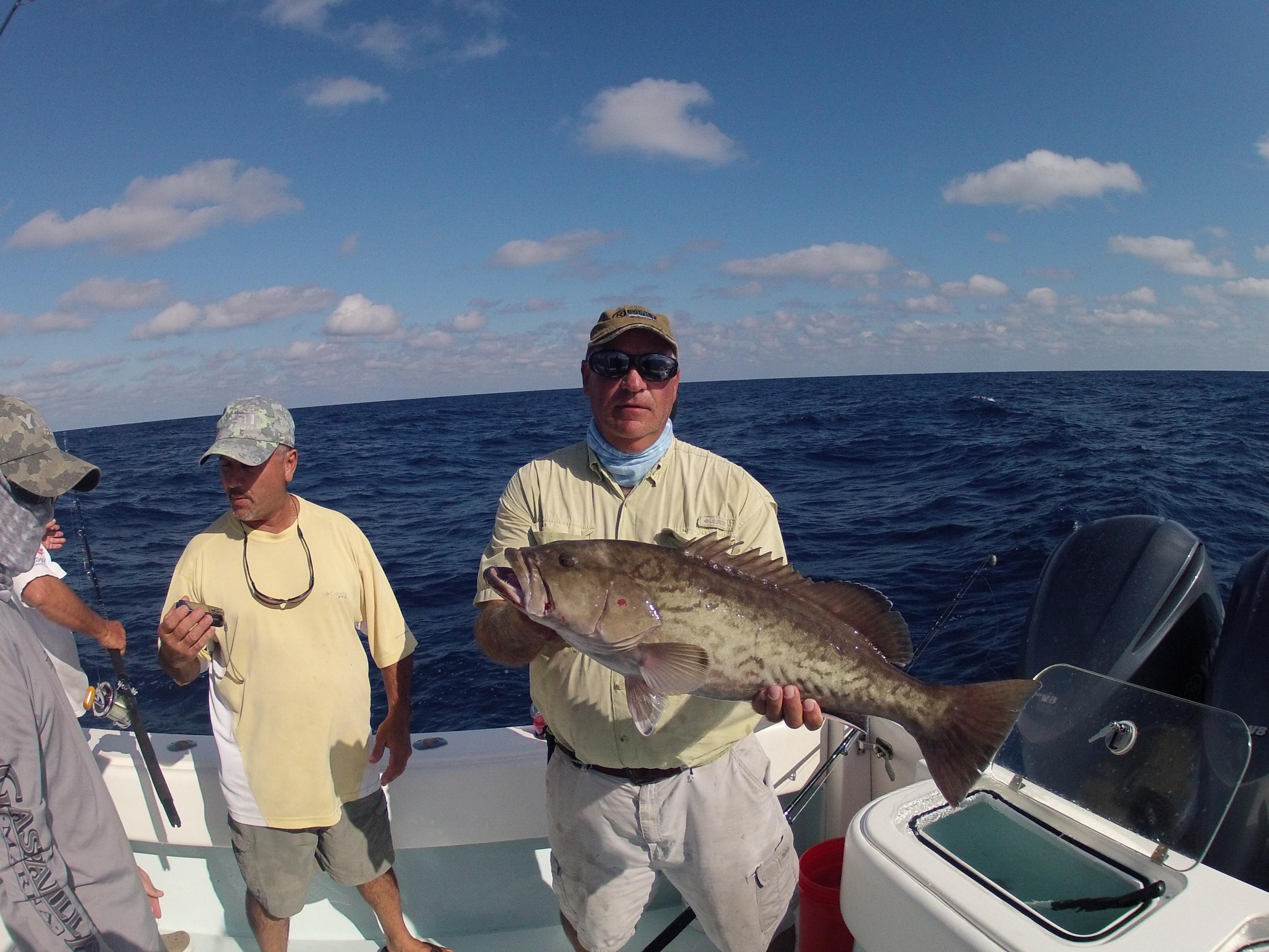 Red snapper charters in full throttle fishing charters for Grouper fishing florida