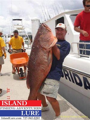 Xtreme deep drop fishing pictures fishing charters st for Deep sea fishing sarasota fl