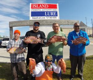 Fishing Charter St. Pete Beach