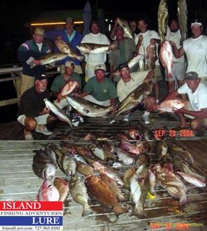 John's Pass Deep Sea Fishing
