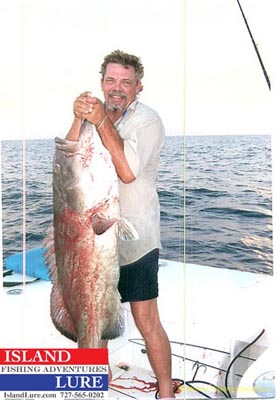 Xtreme deep drop fishing pictures fishing charters st for Deep sea fishing st petersburg fl