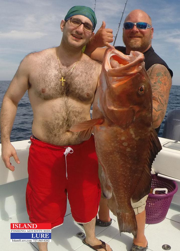 Deep sea fishing tampa fl for Tampa deep sea fishing