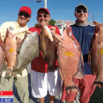 Hogfish fishing charters hook and line
