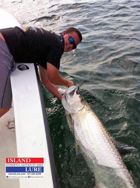 Tarp4 fishing charters st pete beach tampa bay fl for Tarpon fishing tampa