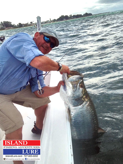Tarpon charters tampa fl fishing charters st pete beach for Tarpon fishing tampa