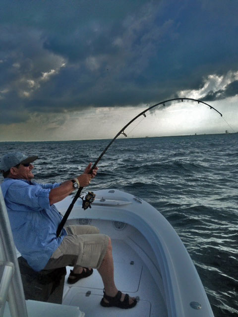 Tarpon charters st petersburg fishing charters st pete for St pete fishing report