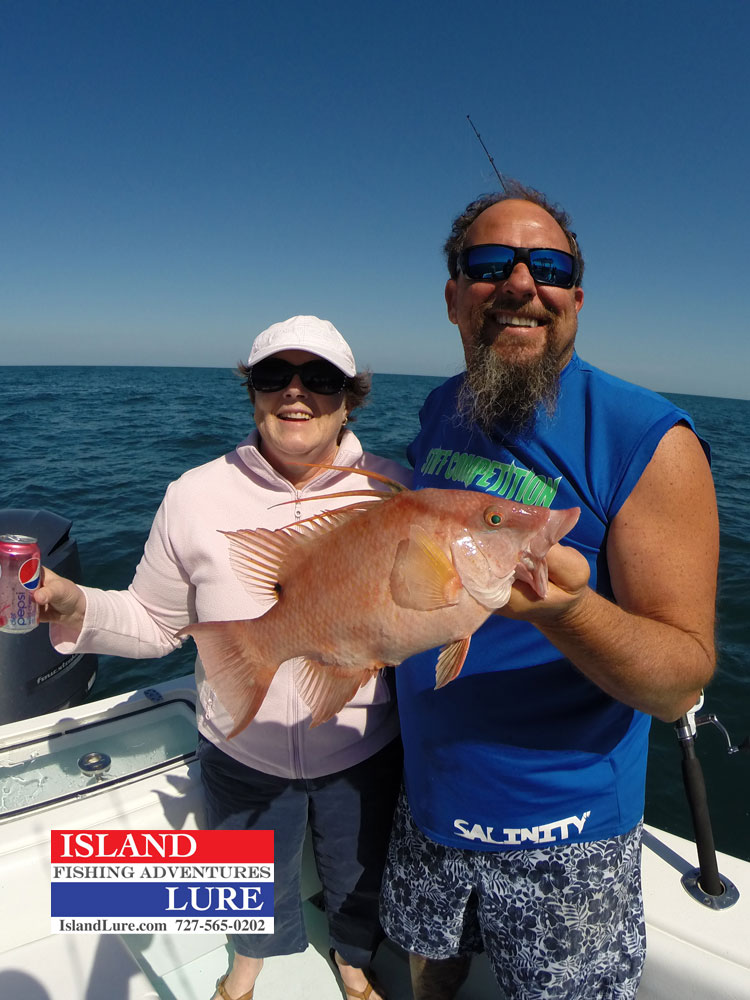 Deep sea fishing report st petersburg fl march 16 2014 for Fishing charters in florida
