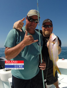 Snapper Fishing Charters Tampa Florida