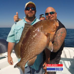 Red Grouper Deep Sea Fishing Charters Tampa, St. Petersburg, Clearwater, FL