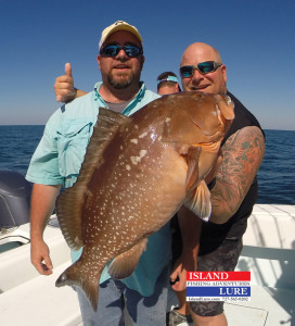 Tampa Bay Offshore Fishing Charter Report