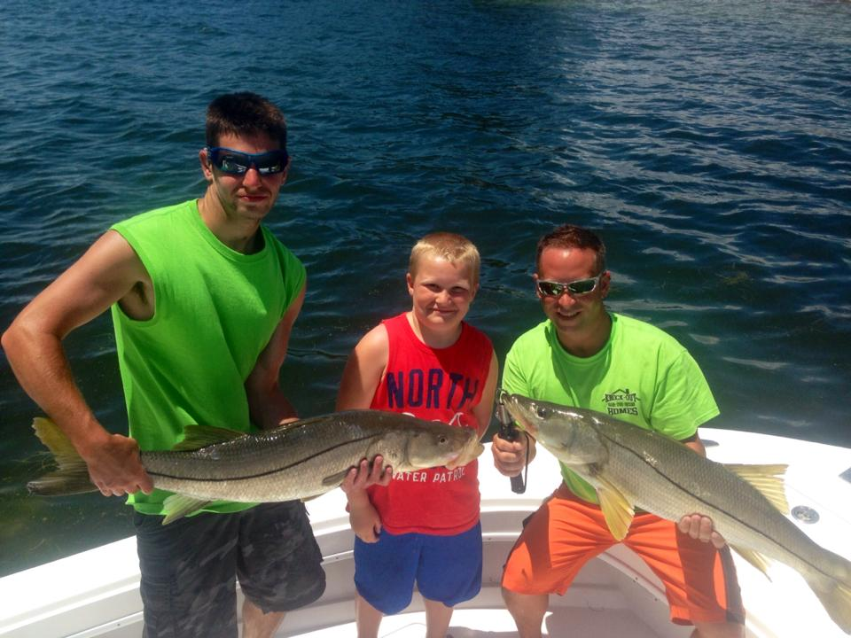 Inshore fishing charters st pete beach fl fishing for Tampa bay fishing outfitters
