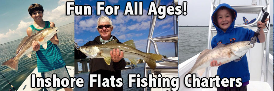 Inshore fishing charters st pete beach, fl Tampa Bay Fishing Charters