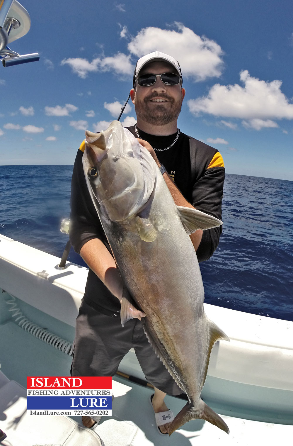 Deep sea fishing report july 10 2014 fishing charters st for Deep sea fishing st petersburg fl