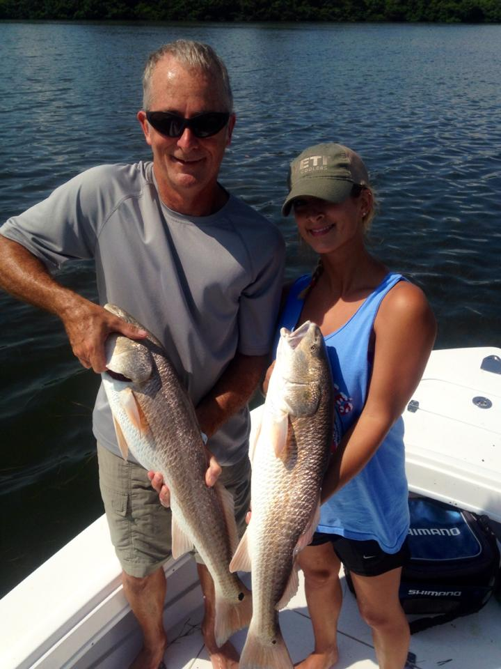 Tampa inshore fishing charters st pete beach fl for Tampa deep sea fishing charters