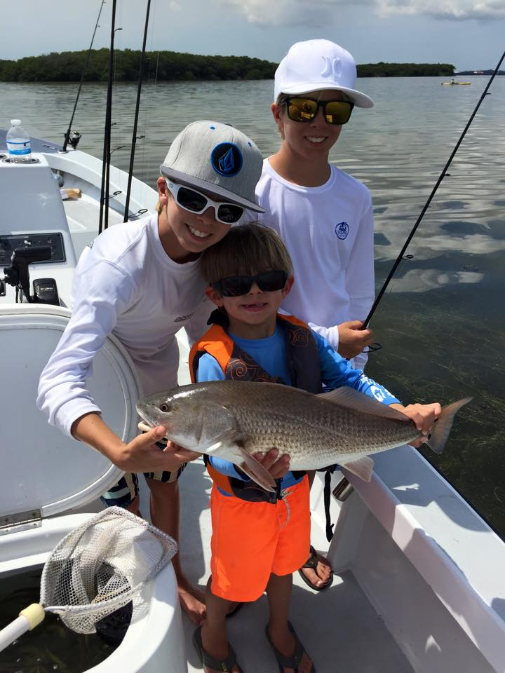 Flats fishing charters tampa bay fl fishing charters st for Florida fishing guides