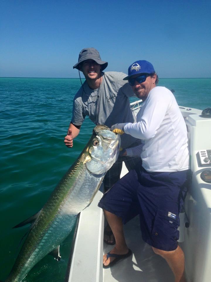 Tampa bay tarpon fishing fishing charters st pete beach for St petersburg fishing