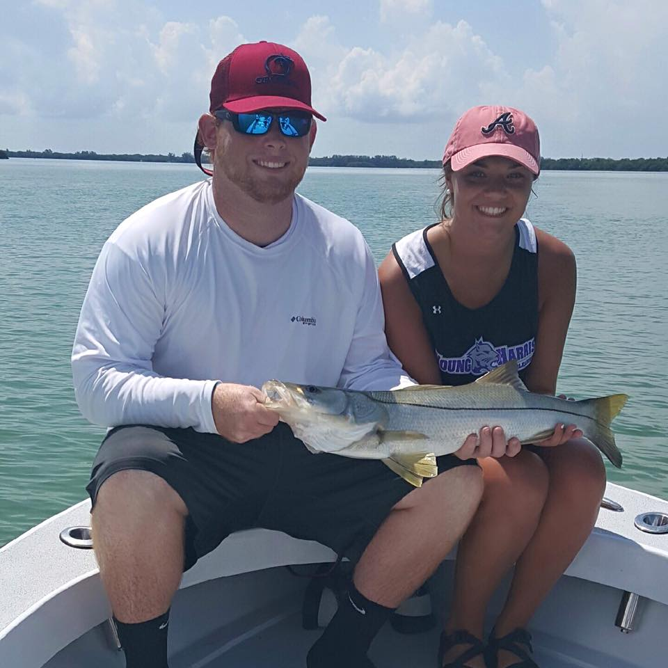 Tampa bay snook fury fishing charters st pete beach for St petersburg fishing charters