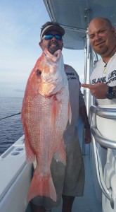 Red Snapper Charters Tampa, FL