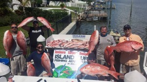 American Red Snapper (ARS) Charters,