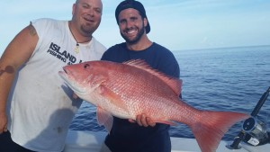 American Red Snapper Charters St. Pete Florida