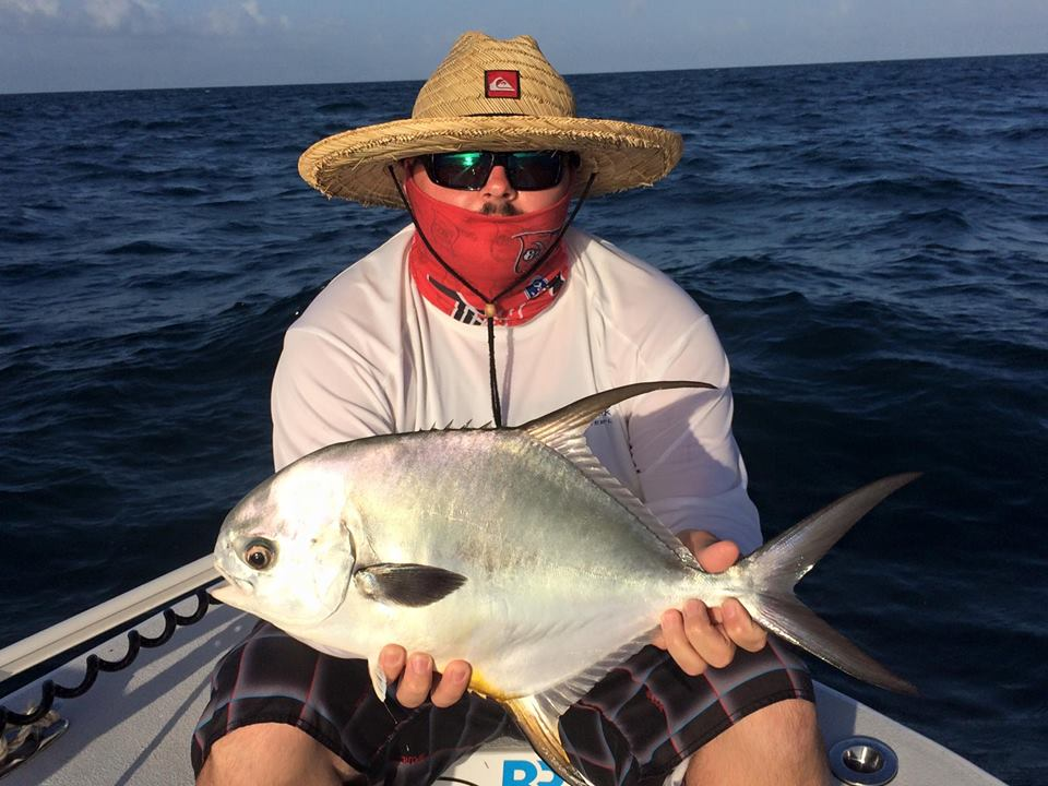 Gulf of mexico permit fishing fishing charters st pete for Deep sea fishing gulf of mexico