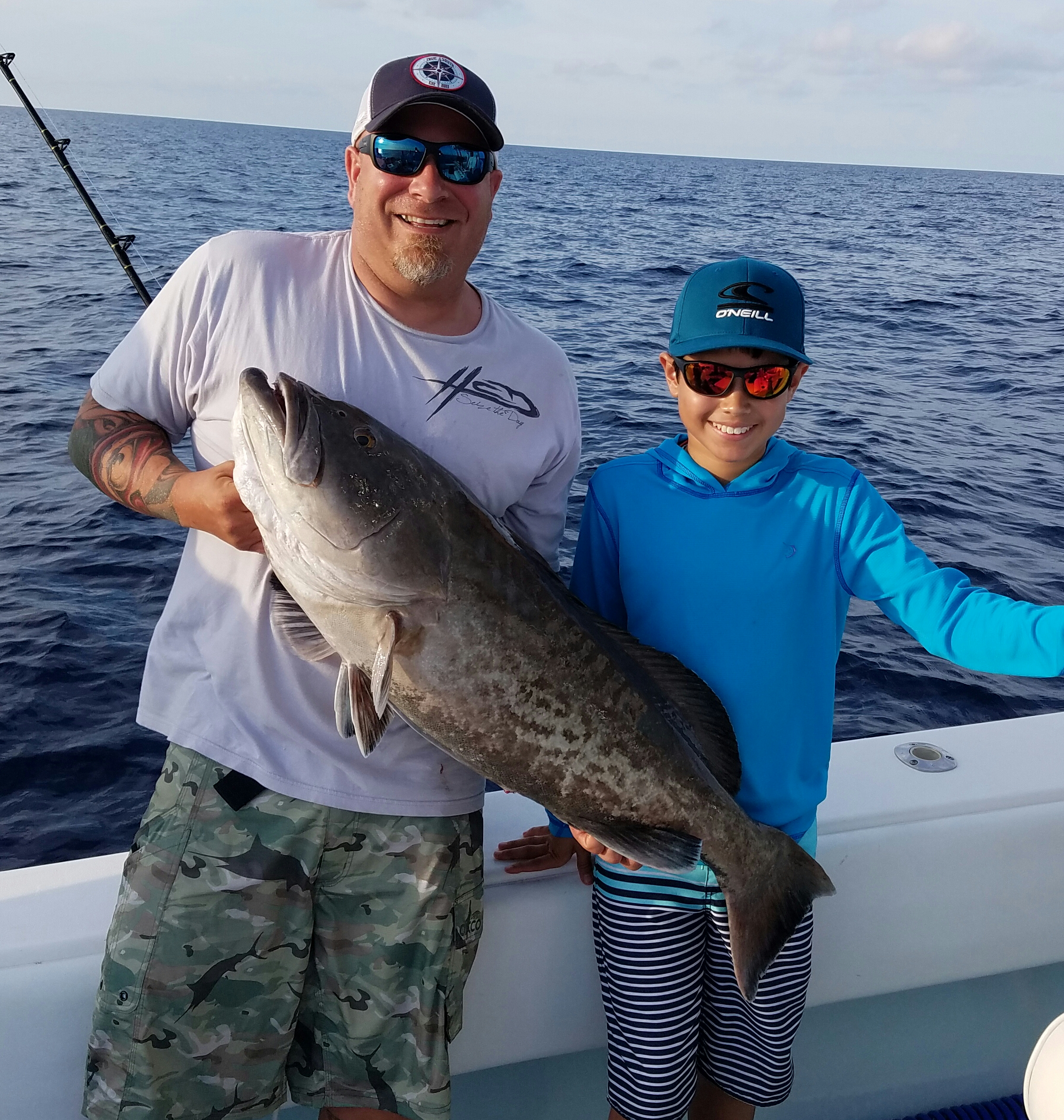 Offshore tampa st pete fish reports fishing charters st for St petersburg fishing report