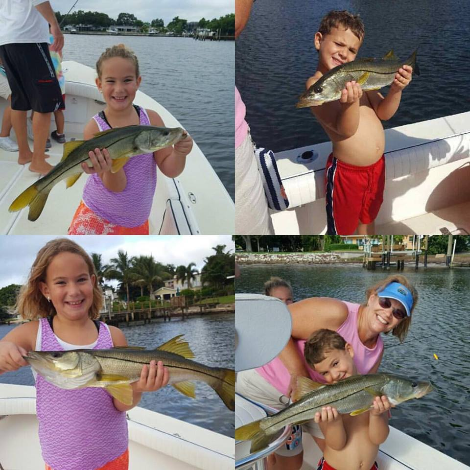 Tampa bay inshore snook fishing fishing charters st for Put in bay fishing charter