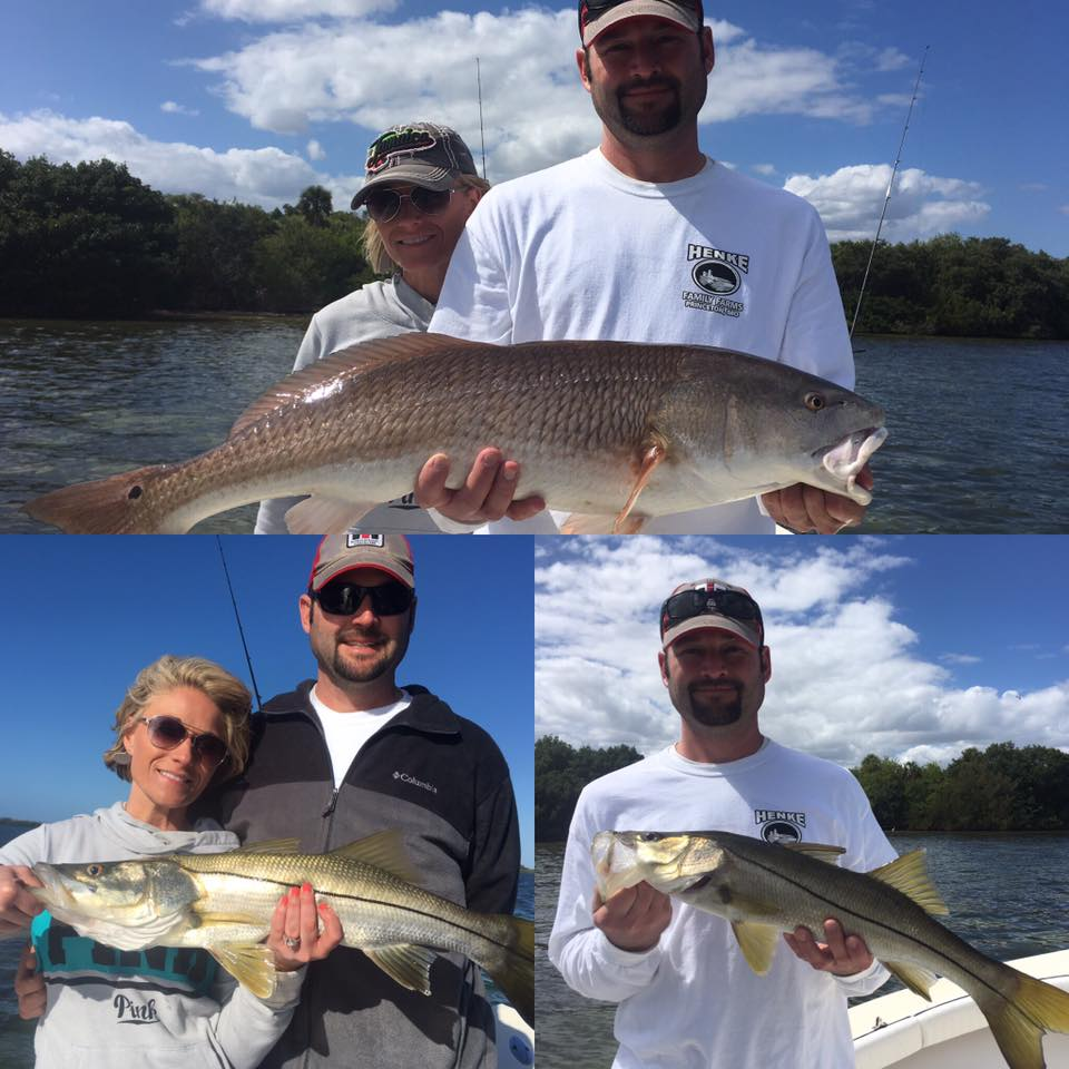 Tampa bay inshore snook and redfish fishing charters st for Tampa bay fishing outfitters