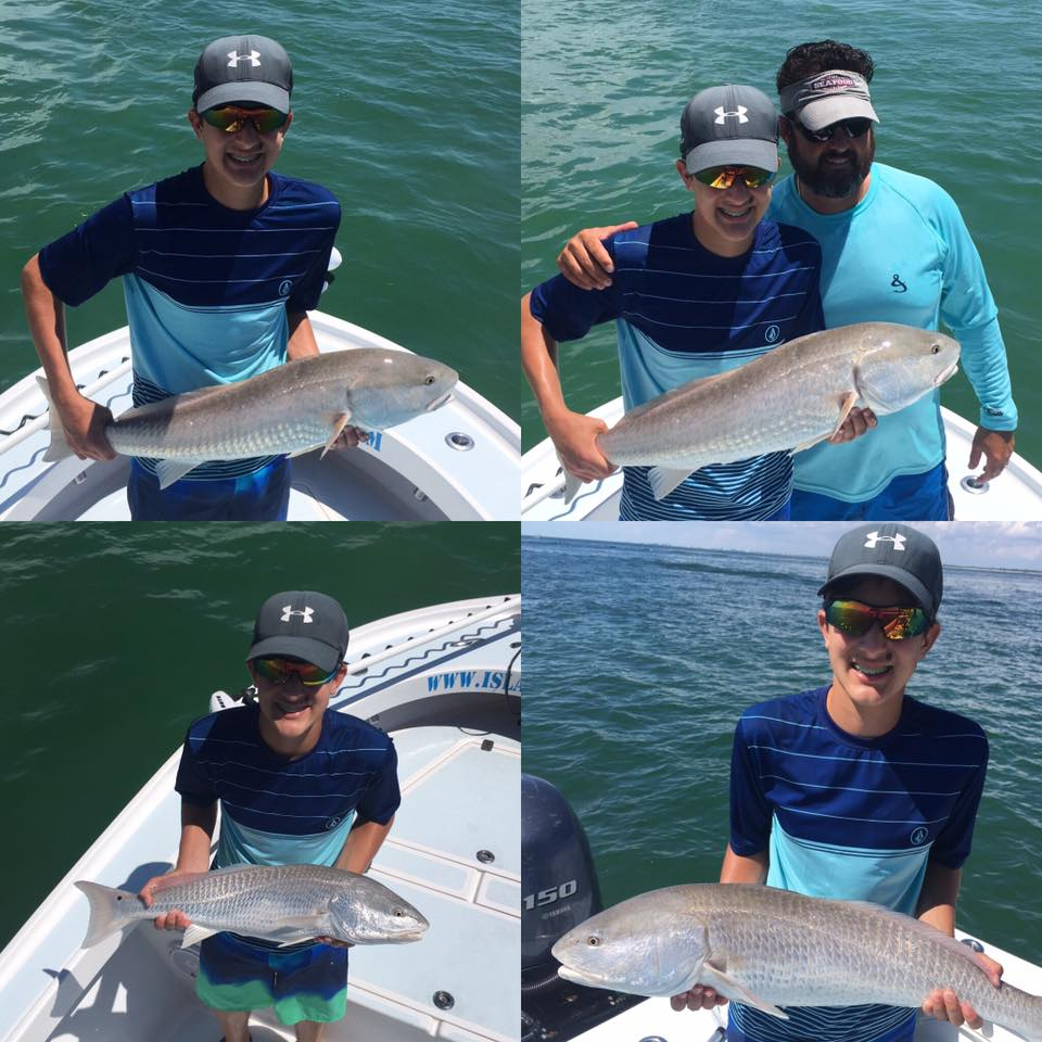 Tampa bay tarpon and redfish action fishing charters st for Tampa bay fishing guides